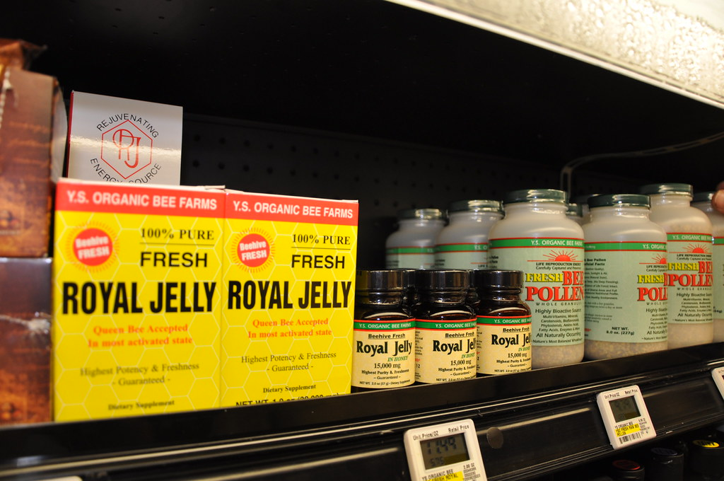 Whole foods royal jelly