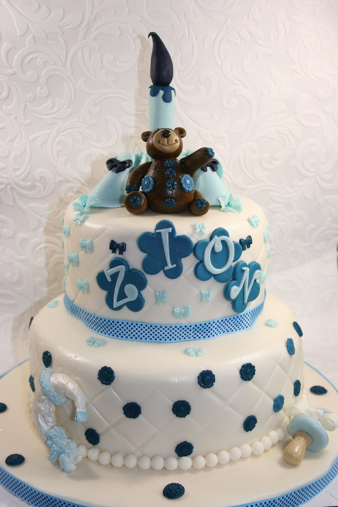 Boy birthday cake | Birthday cake for a one year old ...