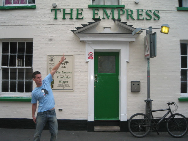 The Empress!