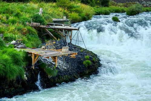 Deschutes river oregon fly fishing platform press l for Oregon free fishing