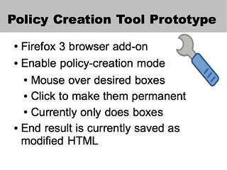 Policy Creation Tool Prototype | by Terriko