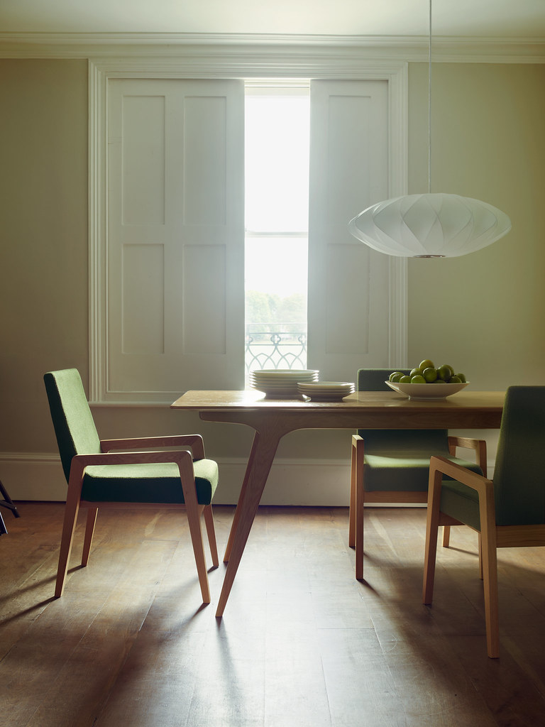 Dining Room Chairs Heals stride dining table & chairskay+stemmer | the stride din… | flickr