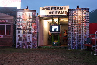 Our Lowlands booth | by PanMan