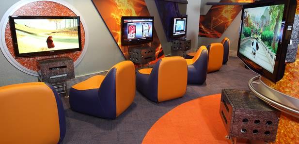 Paradise Islands Gamers Dream Game Room 6 Paradise