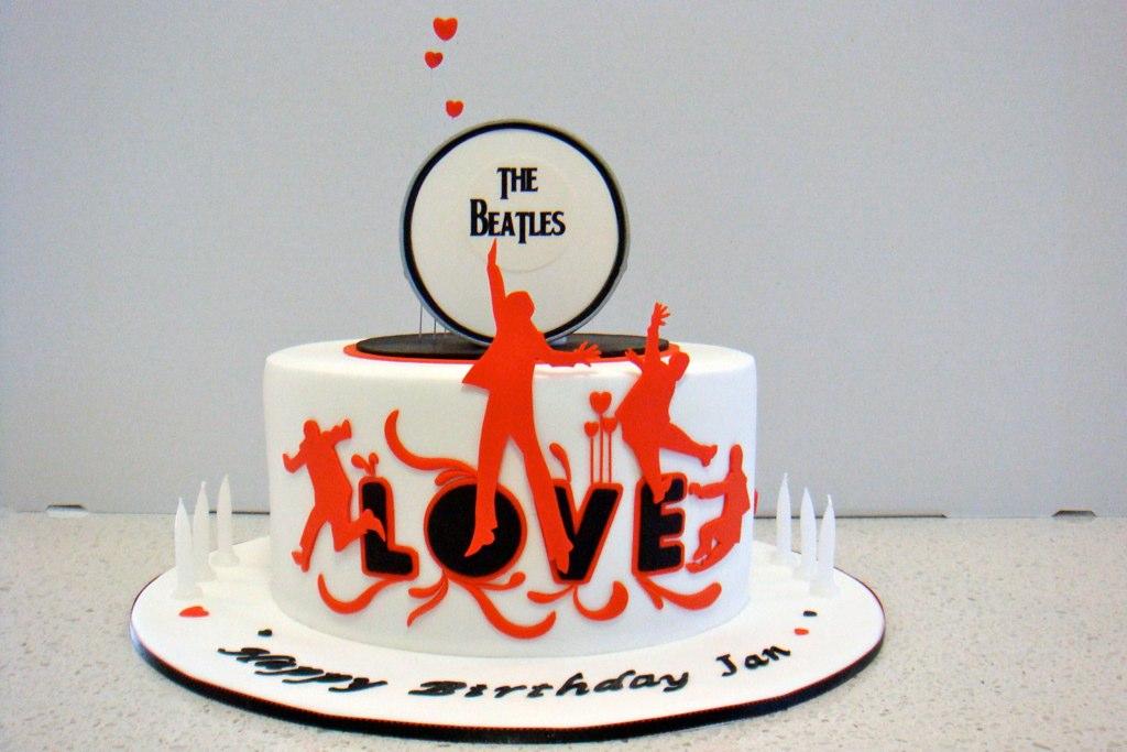 Cakes By Cynthia White