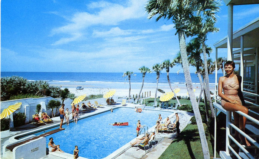 reef beach motel daytona beach fl 921 south atlantic ave. Black Bedroom Furniture Sets. Home Design Ideas