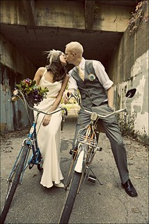 bicycle wedding cake 7 | by Austin Wedding Blog
