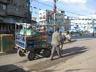 Street scene in Gaza | by World Bank Photo Collection