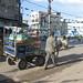 Street scene in Gaza