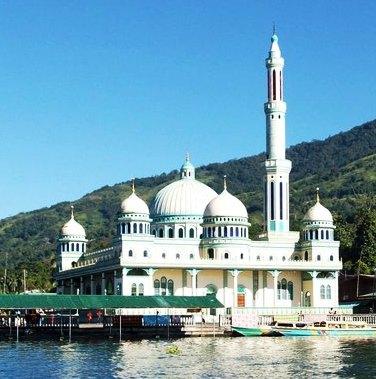 1- Bacolod Grande Mosque