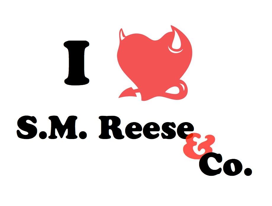 I Love SM Reese Co Logo