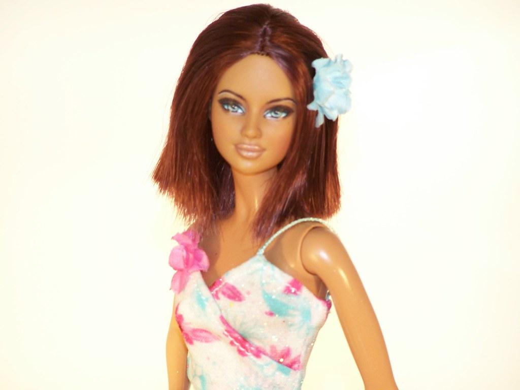 Ooak Kayla Lea Doll By Dnj Dolls They Cut Her Hair And