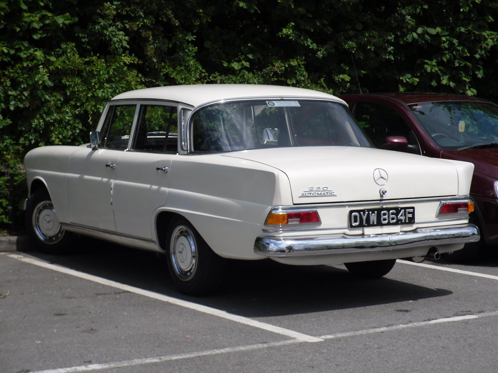 Park Place Mercedes >> 1967 MERCEDES BENZ 230 W110 2.3 AUTOMATIC SALOON | Another M… | Flickr