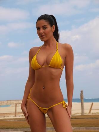 Micro- Strings - Bikinis micro Bikini und Tangas online