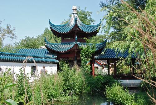 Le bout du jardin chinois parc pairi daiza brugelette for Jardin chinois miniature