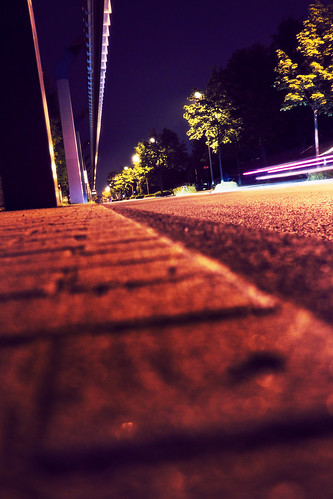 Road at Night | by kirberich
