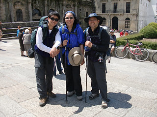 JAD Family  from California @ Santiago Cathedral, Spain | by JAD Snippets