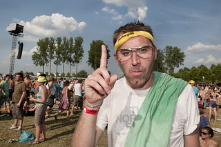 Rock Werchter 2010 Sfeer | by proximusgoformusic