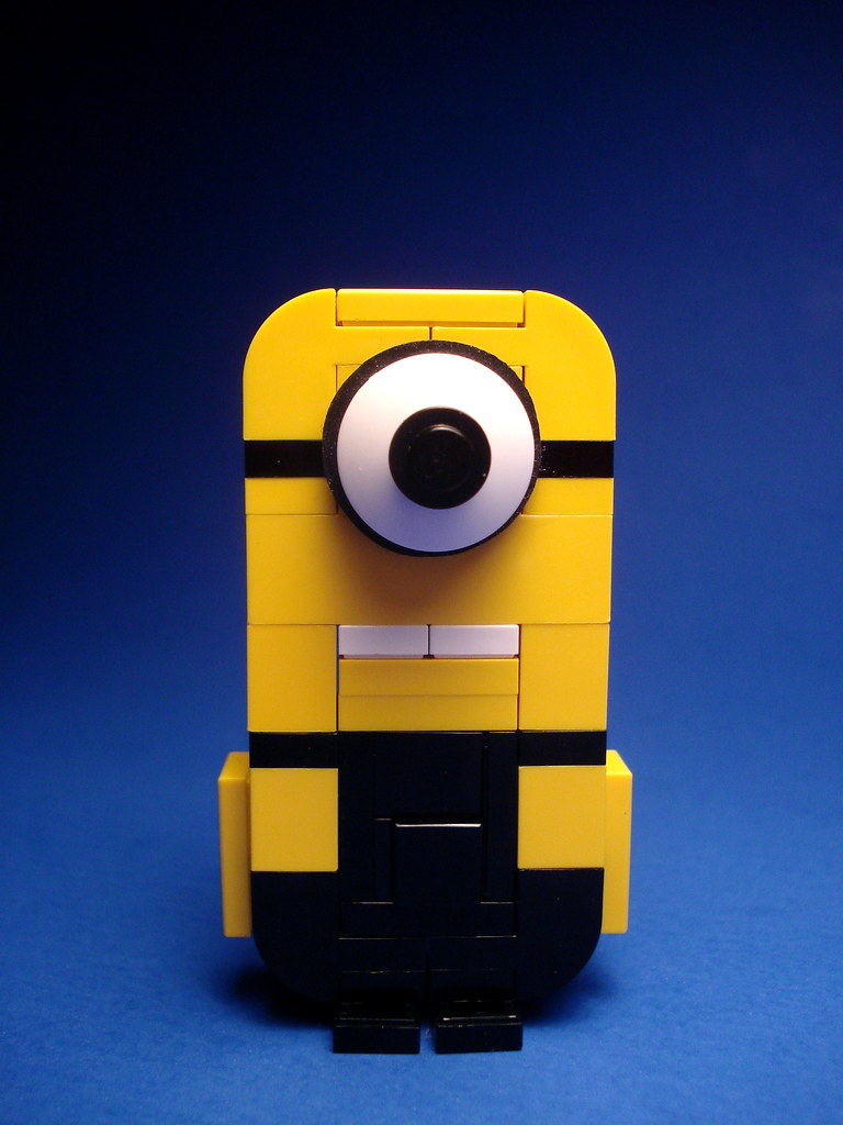 Minion | Seen in the trailers for Despicable Me. Not terribl… | Flickr