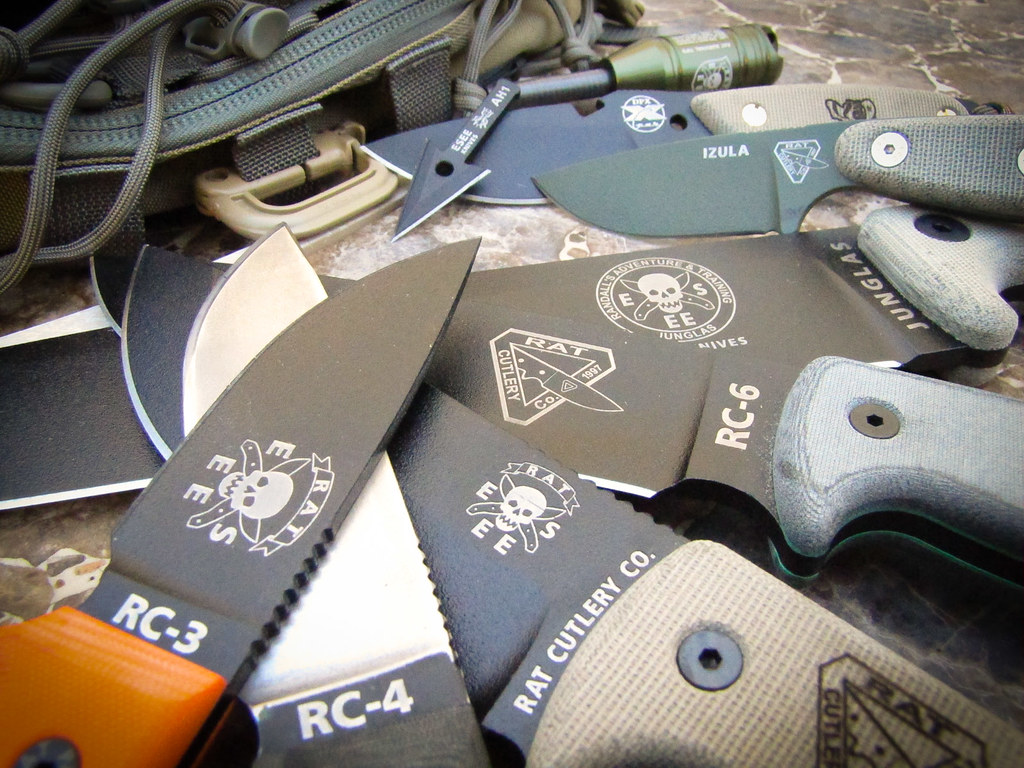 Rat Knives Esee Rat Cutlery Knives