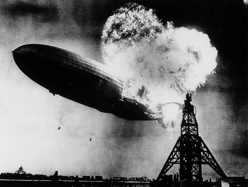 Hindenburg disaster | by History In An Hour