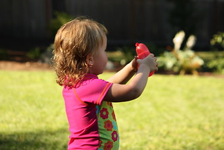 Water balloon squeeze | by Quiltsalad