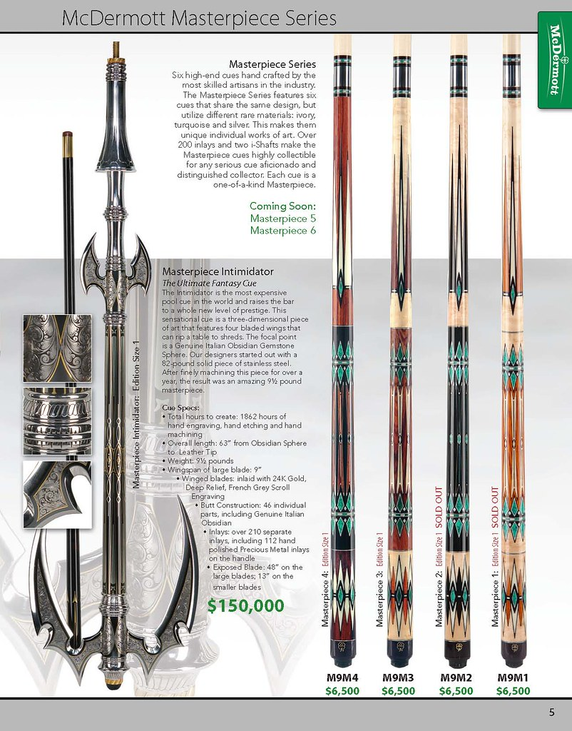 expensive pool cues classic pool page 150000 pool cue by cuebux masterpiece intimidator the ultu2026 flickr