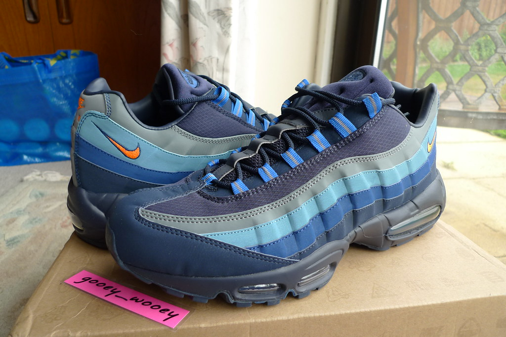2c551ca87f ... best price nike air max 95 si meteor blue jd sports exclusive 10 7c0cb  a86fe