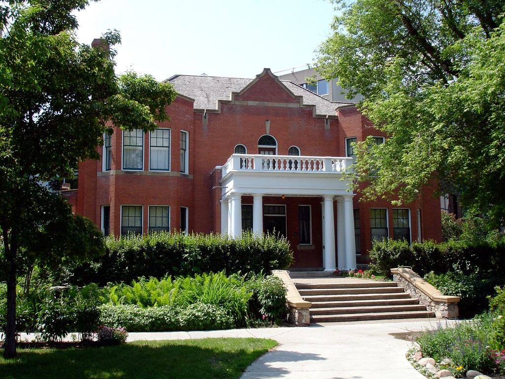 Rutherford House Rutherford House Was Built In 1911 For