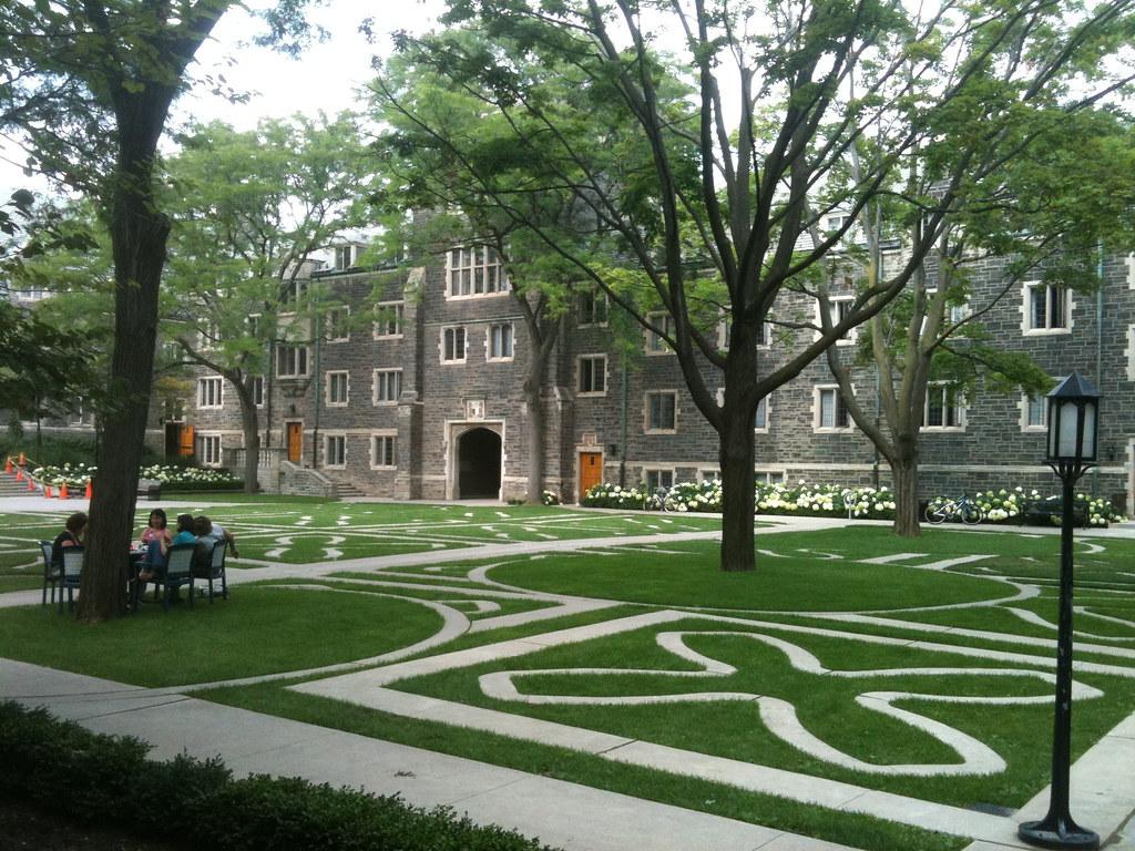 University Of Toronto Property Manager Position