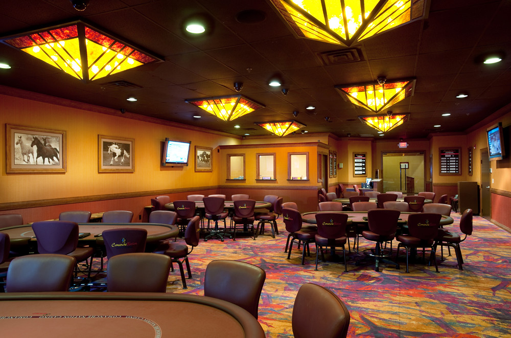 poker room casino niagra