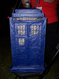 The TARDIS | by Jeanie TTF