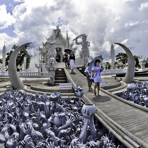Wat Rong Khun | by Mister Jo
