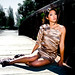 Evelina Chiang : Beautiful Girl on a bridge
