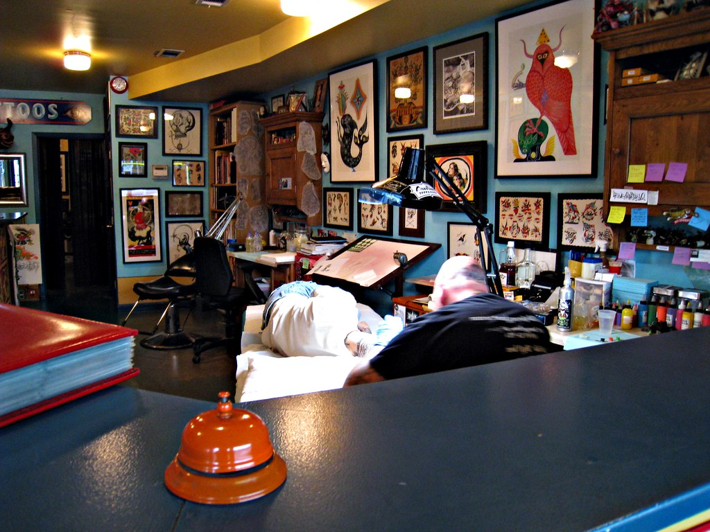 Ink The NotJustSkinDeep Guide to Getting a Tattoo