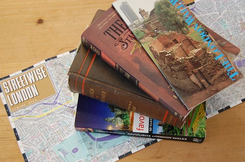 London travel books | by Derringdos