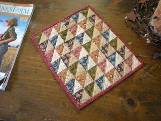 Quick Mini | by Erin @ Why Not Sew? Quilts