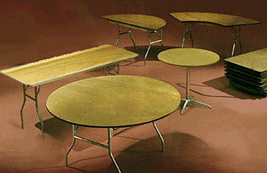 All Types Of Tables Many Different Table Sizes And