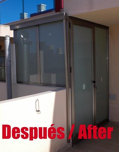 caseta de aluminio caseta de aluminio para la terraza