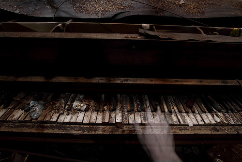 Piano Ghost | by Trakylos