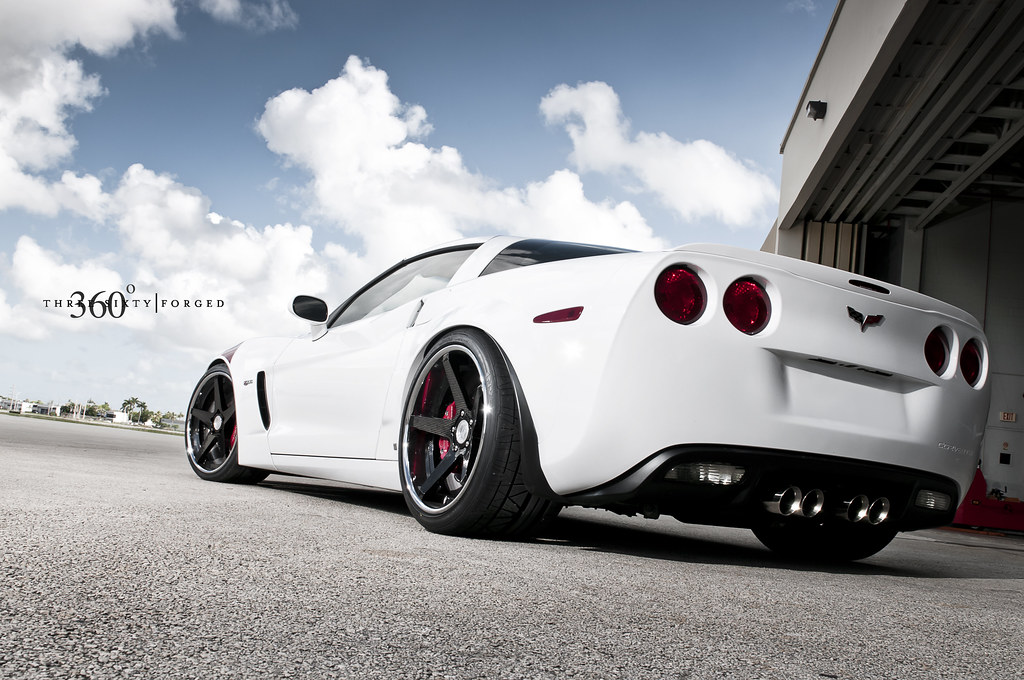 360 Forged Ron Fellows Corvette Z06 360 Forged Flickr