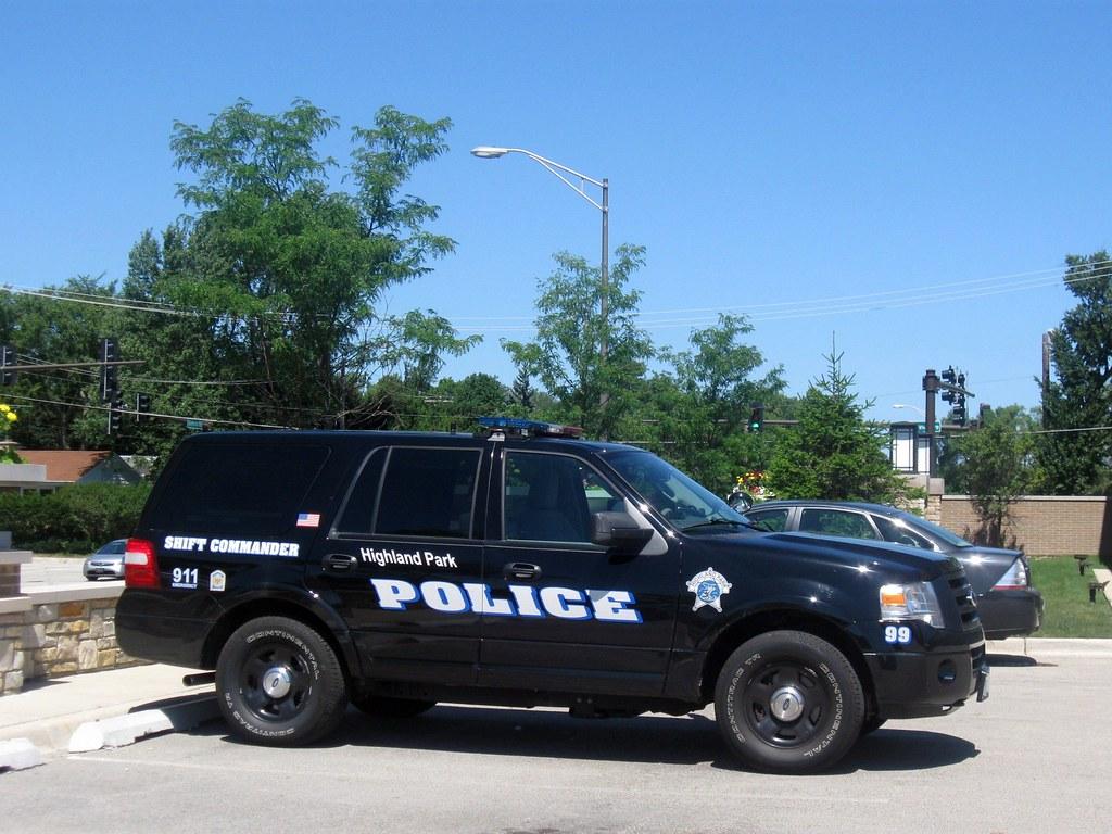 Il Highland Park Police Department 99 Highland Park