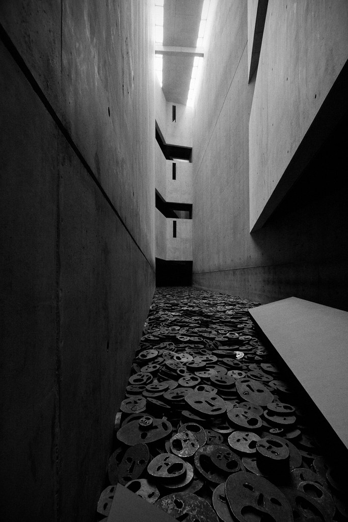 Memory Void The Architect Daniel Libeskind Created Empty