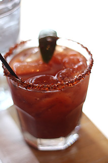bloody mary cocktail | by David Lebovitz
