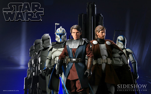 "Star Wars ""Clone Wars"" Wallpaper 