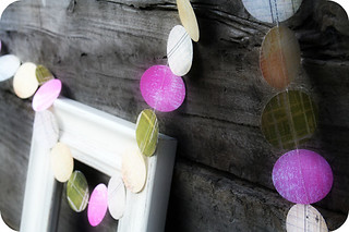 paper garland | by melbourne epicure