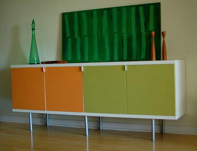 Ikea credenza after flickr photo sharing - Credenza bassa ikea ...