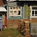 Russian Woman & Her Beautiful Home