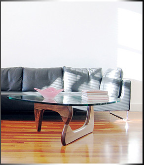 Charmant ... ISAMU NOGUCHI TRIBECA WALNUT COFFEE TABLE | By Manhattanhomedesign