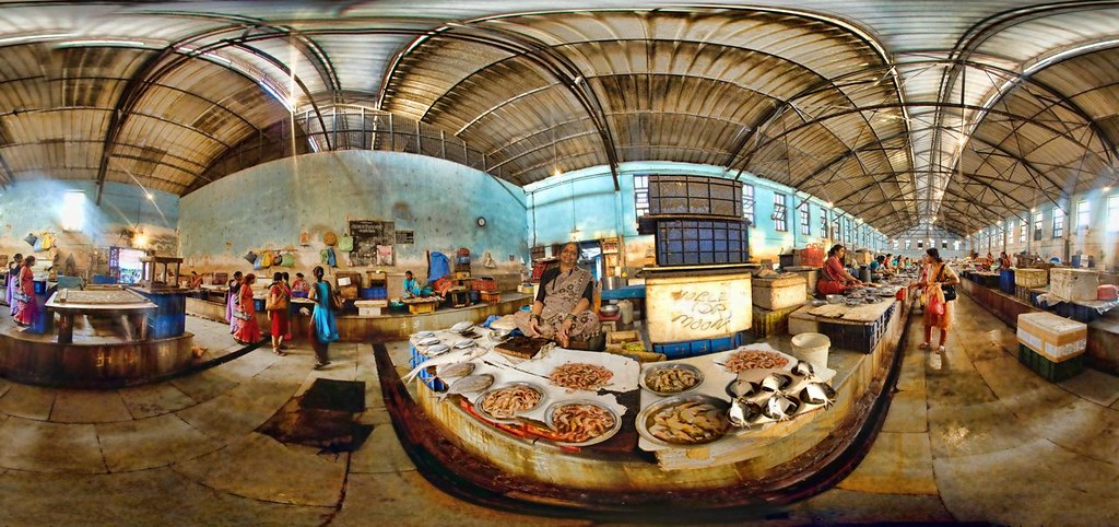 Fish Market Mumbai I Found This Fish Market While